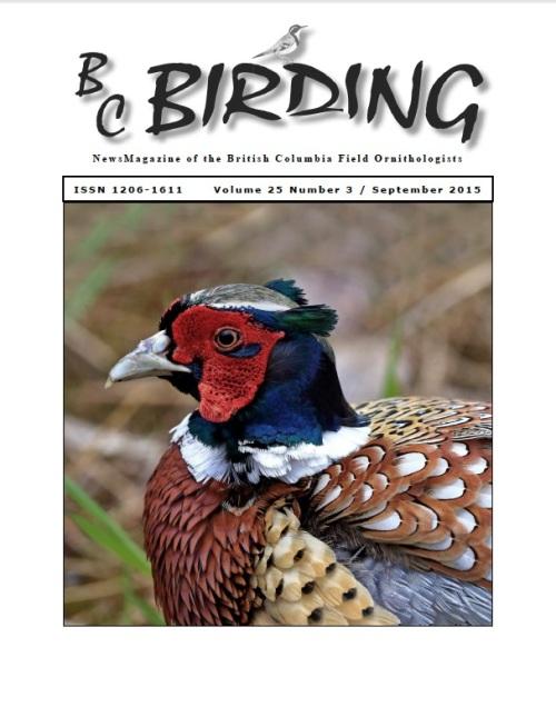 CoverSept2015BCBirding