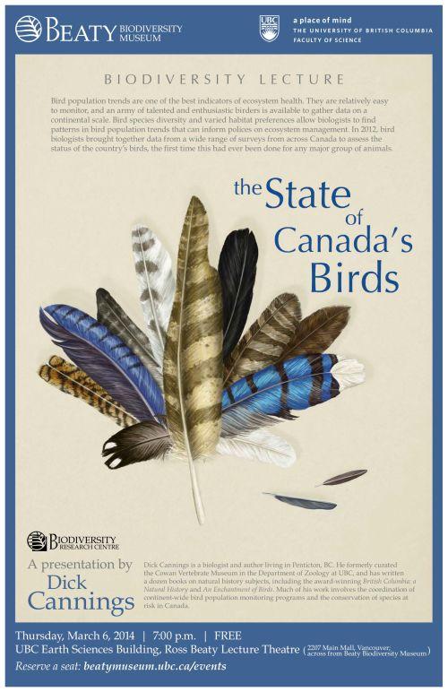 StateCanada'sBirdsPoster
