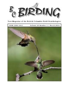 BCBirdingCoverMar2014