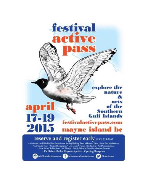 Festival Active Pass poster