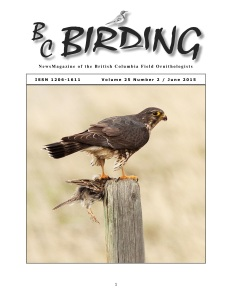 BC Birding Jun 2015 Cover