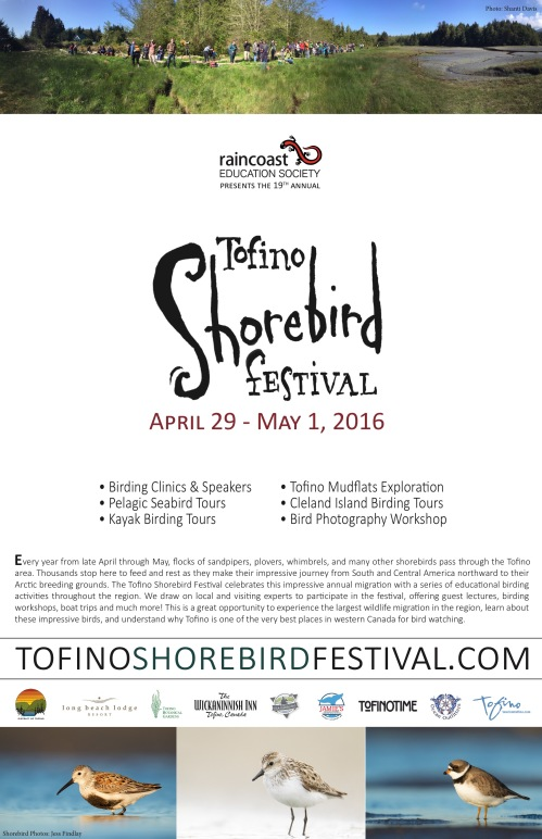 Tofino Shorebird Festival 2016-1